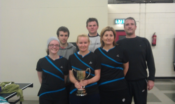 Carrigaline – Division 2 Mixed County Championship Cup Winners