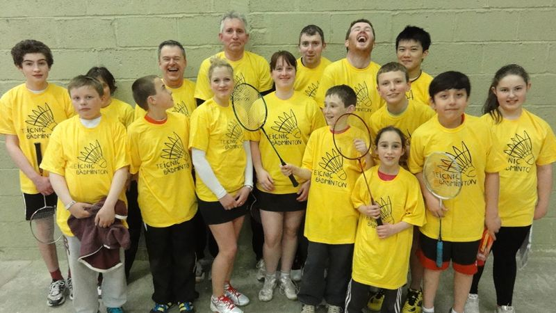 Carrigaline Badminton stage a successful weekend of Teicnic and CPD training courses.