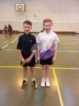 Zoe O'Herlihy and David Shine 2014 Cork Mixed Champion