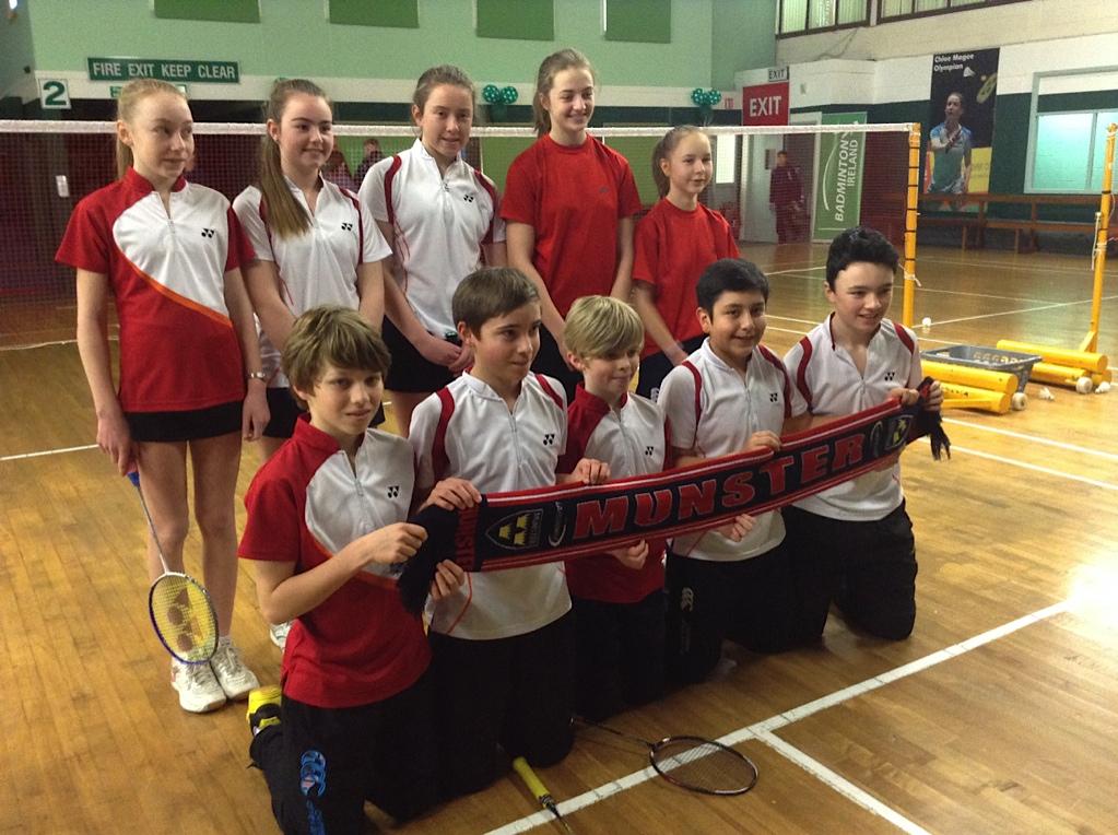 U13 Munster Team