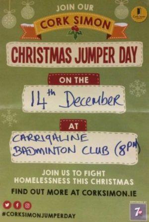 Christmas Fun Night on Dec 14th