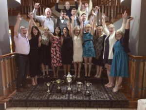 CCBA annual awards night held in the Oriel Park Hotel