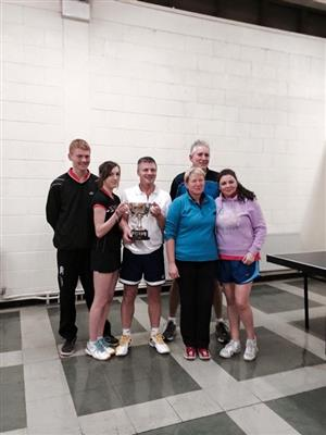 Carrigaline Badminton Club Winners